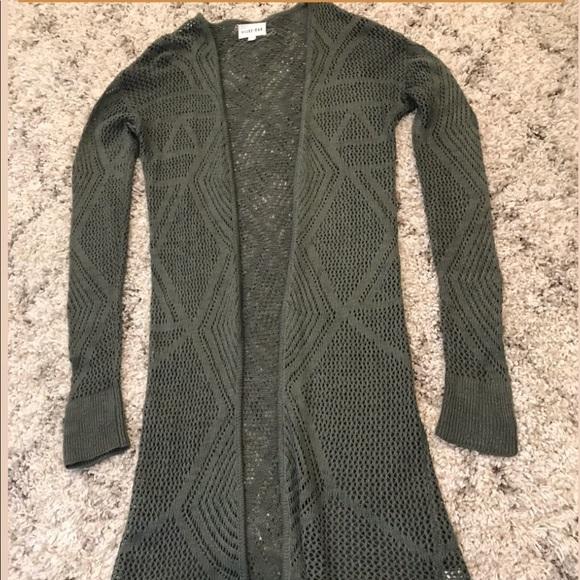 Olive & Oak Sweaters - Olive Cardigan